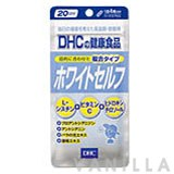 DHC White Self