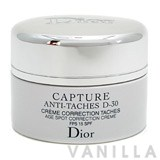 Dior Capture Anti-Taches D-30 Age Spot Correction Creme