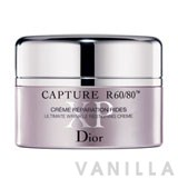 Dior Capture R60/80 XP Ultimate Wrinkle Restoring Creme Rich Texture