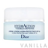 Dior HydrAction Visible Defense - Hydra-Protective Light Creme SPF20