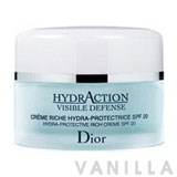 Dior HydrAction Visible Defense - Hydra-Protective Rich Creme SPF20