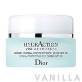 Dior HydrAction Visible Defense - Hydra-Protective Eye Creme SPF20