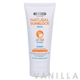 Dr.Somchai Sunblock Cream SPF30 For Body
