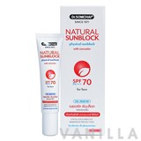 Dr.Somchai Natural Sunblock SPF70 Plus Concealer For Face