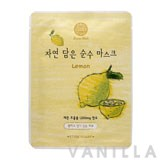 Etude House Natural Mask Lemon