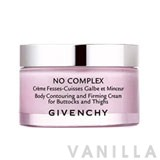 Givenchy NO COMPLEX Body Contouring and Firming Cream Buttocks and Thighs