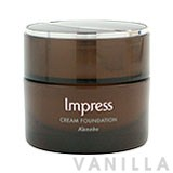 Impress Cream Foundation