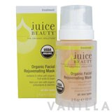 Juice Beauty Organic Facial Rejuvenating Mask