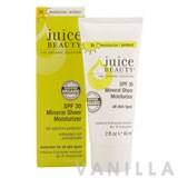 Juice Beauty SPF30 Mineral Sheer Moisturizer