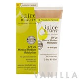Juice Beauty SPF20 Mineral Medium Moisturizer