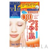 Clear Turn White Mask Coenzyme Q10