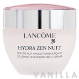 Lancome HYDRA ZEN NUIT NEUROCALM Soothing Recharging Night Cream