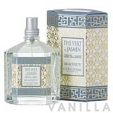 L'occitane Green Tea with Jasmine Eau de Toilette