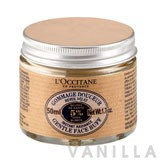 L'occitane Shea Butter Gentle Face Buff