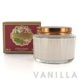 L'occitane Rose Pearlescent Body Cream