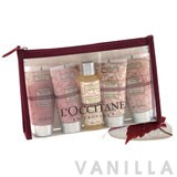 L'occitane Grape Discovery Set