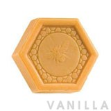 L'occitane Honey & Lemon Hexagonal Soap