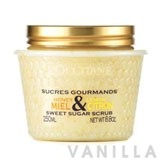 L'occitane Sweet Sugar Scrub