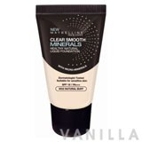 Maybelline Clear Smooth Minerals Healthy Natural Liquid Foundation