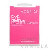 ModelCo Liquid Buds Eye Makeup Remover