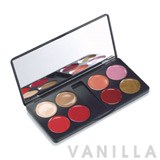 MTI Sign Collection Lipstick Palette