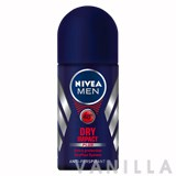 Nivea For Men Dry Impact Deodorant Roll-On