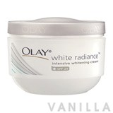 Olay White Radiance Intensive Whitening Cream SPF24 UV Protection