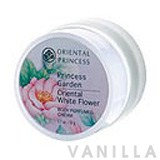 Oriental Princess Princess Garden Oriental White Flower Perfumed Body Cream