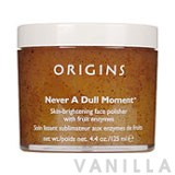 Origins Never A Dull Moment Skin-Brightening Face Polisher
