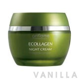 Oriflame Ecollagen Night Cream