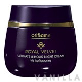 Oriflame Royal Velvet Ultimate 8-hour Night Cream