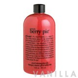 Philosophy Crumb Berry Pie Ultra Rich 3-In-1 Shampoo, Body Wash, And Bubble Bath