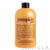 Philosophy Pumpkin Pie Award Winning Ultra Rich Shampoo, Shower Gel & Bubble Bath