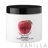 Philosophy Red Delicious Apple Hot Salt Tub And Shower Scrub