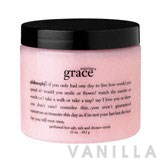 Philosophy Amazing Grace Perfumed Hot Salt Tub And Shower Scrub