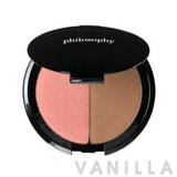 Philosophy The Supernatural Mineral Blush Compact Duo