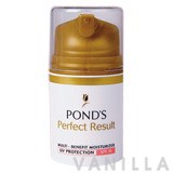 Pond's Perfect Results Multi Benefit Illuminating Cream UV SPF15 PA++