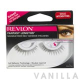 Revlon Fantasy Lengths Maximum Wear Self-Adhesive Eyelashes