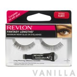 Revlon Fantasy Lengths Maximum Wear Glue-On Eyelashes