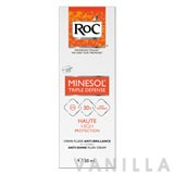 ROC Minesol Triple Defense Anti-Shine Emulsion SPF30