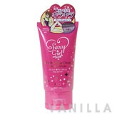 Sexy Girl Jewelry Body Cream Bronze Shower