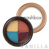 Smashbox Desert Chic Shadow & Liner Quad
