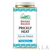 Snake Brand Prickly Heat Cooling Powder with Anti-Bacteria Agent