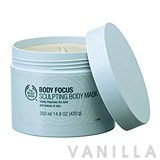 The Body Shop Body Focus Sculpting Body Mask