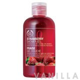 The Body Shop Strawberry Bath & Shower Gel