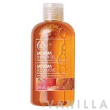 The Body Shop Satsuma Bath & Shower Gel