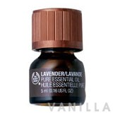 The Body Shop Lavender Pure Essential Oil