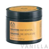 The Body Shop Sugaring Hair Removal