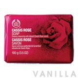 The Body Shop Cassis Rose Soap