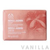 The Body Shop Neroli Jasmin Soap